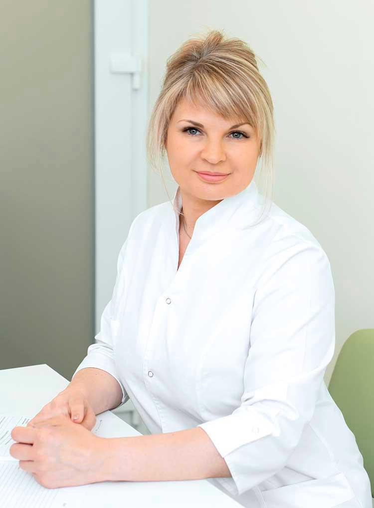 Карпина Нина Андреевна